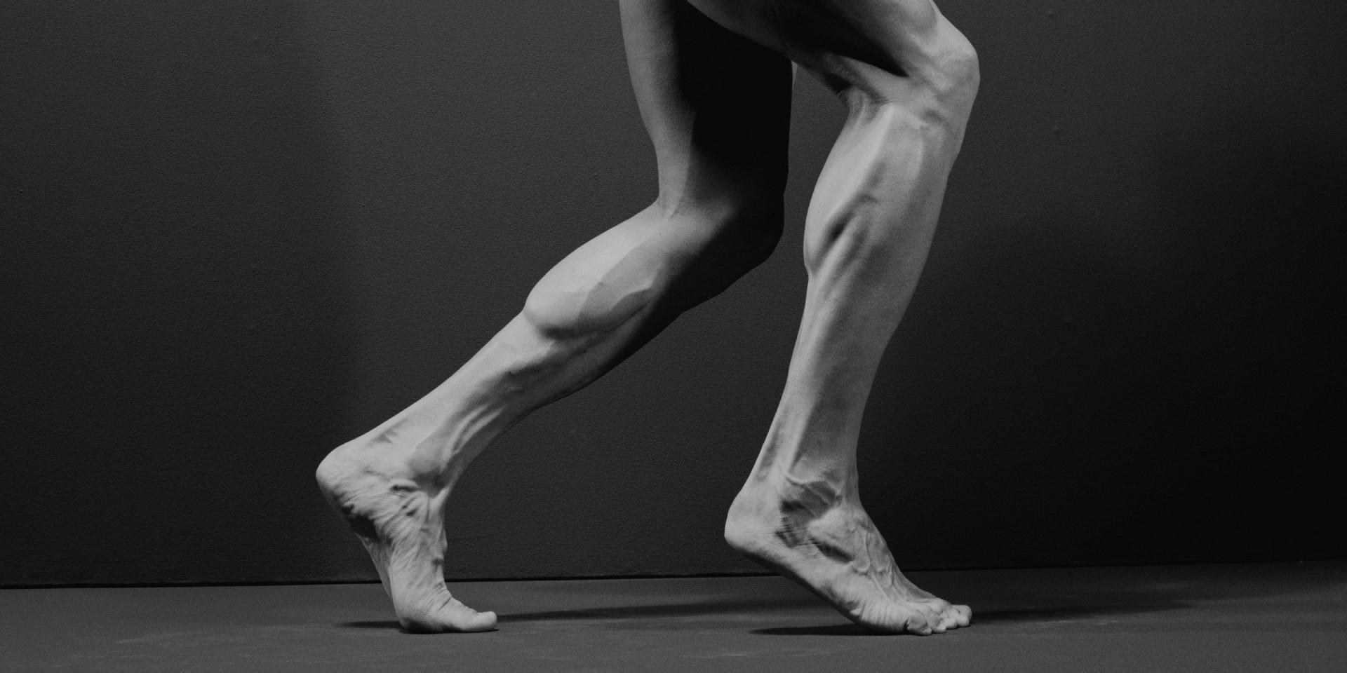lower leg 1